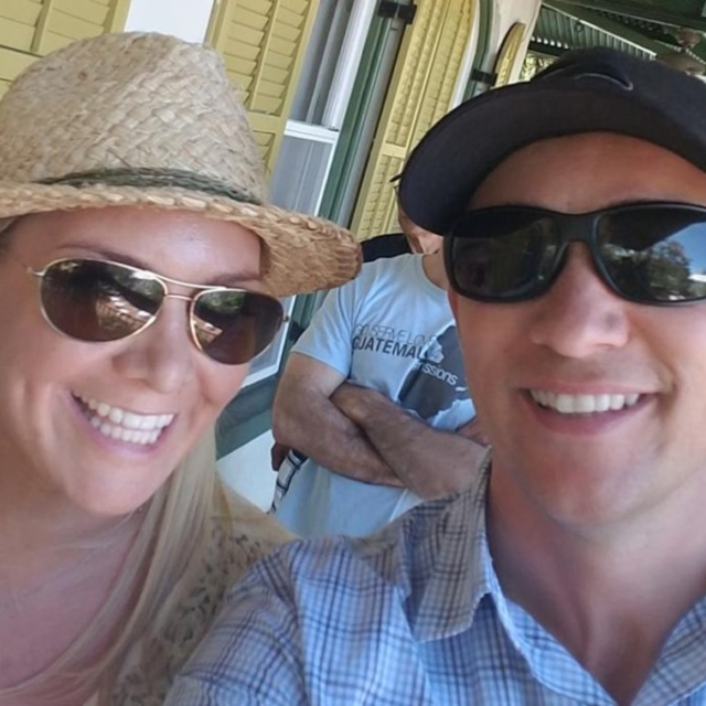 Ryder and Nicole Erickson Vacation