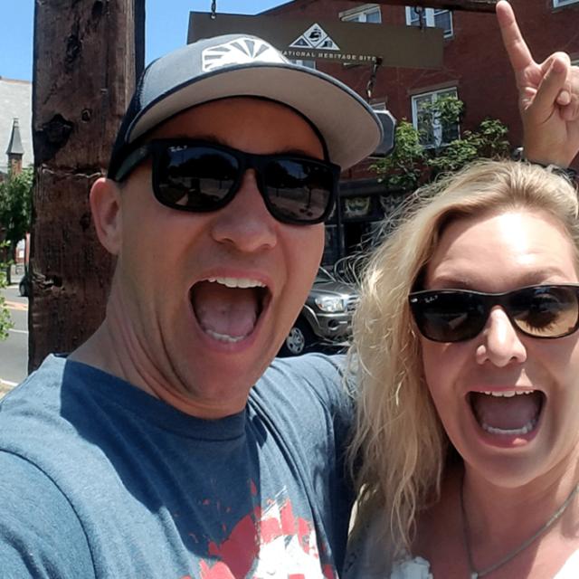 Ryder and Nicole Erickson in Salem