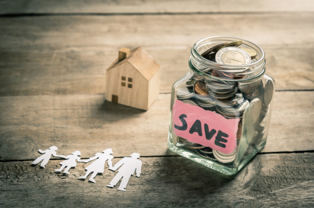 Tips for large families on a budget