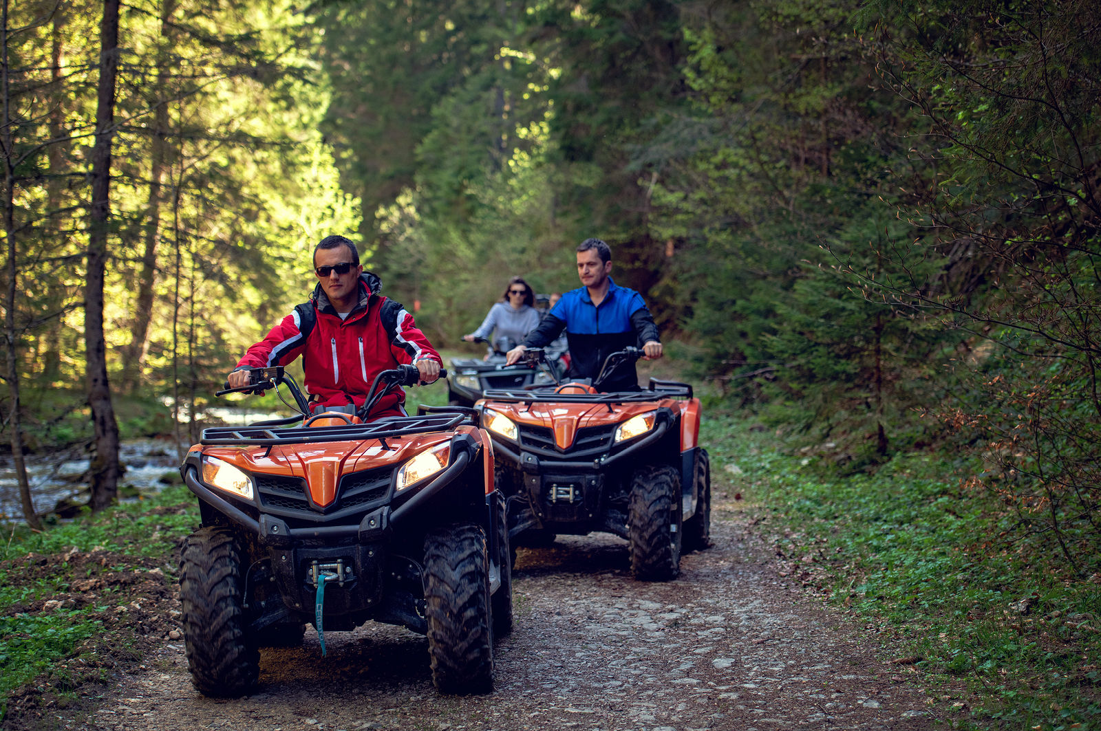 outdoor tours